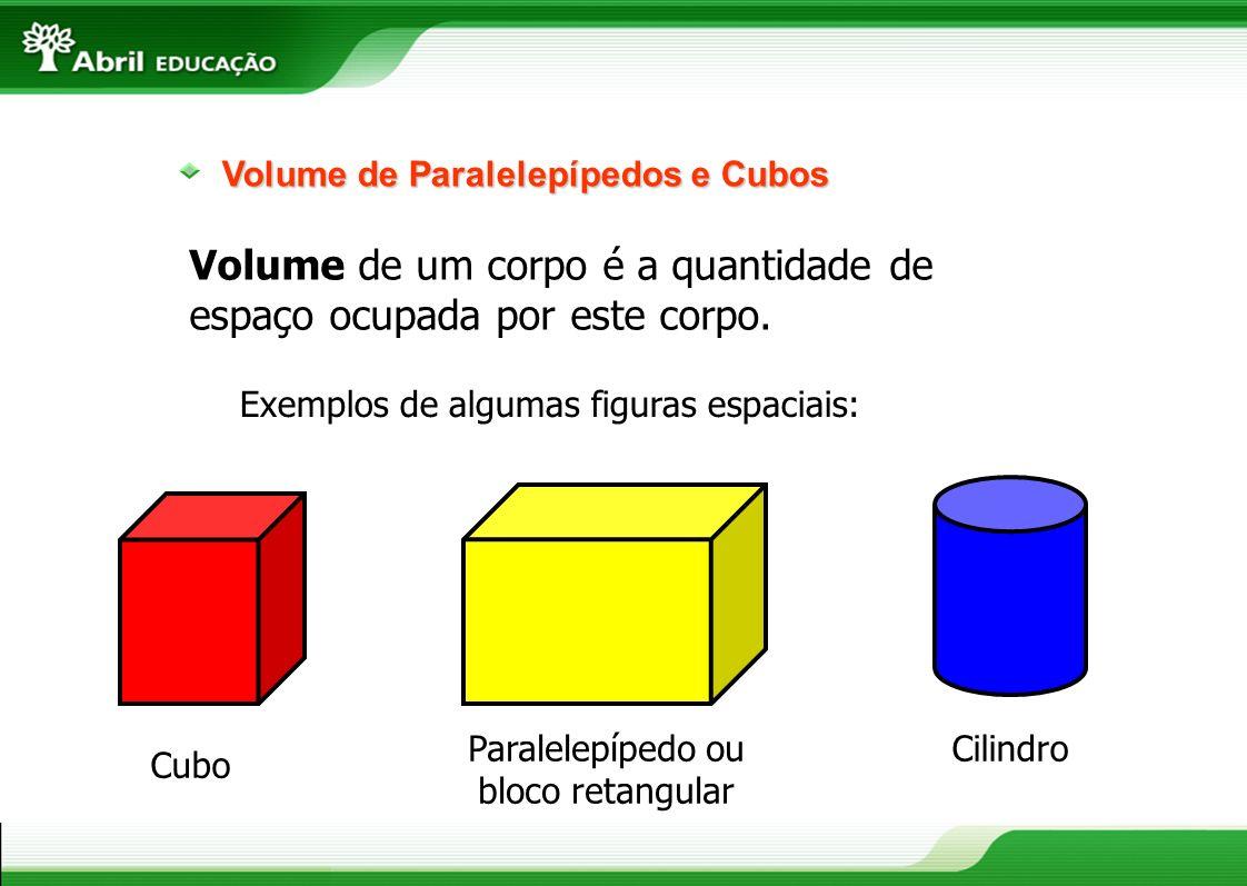 Paralelepípedo ou bloco retangular