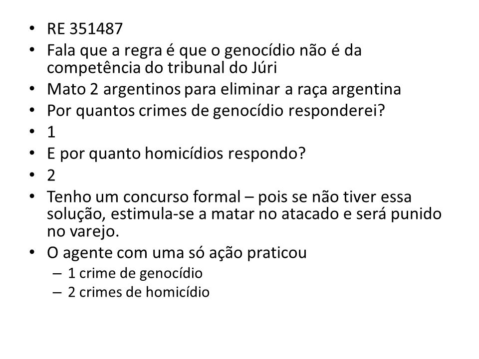 Mato 2 argentinos para eliminar a raça argentina