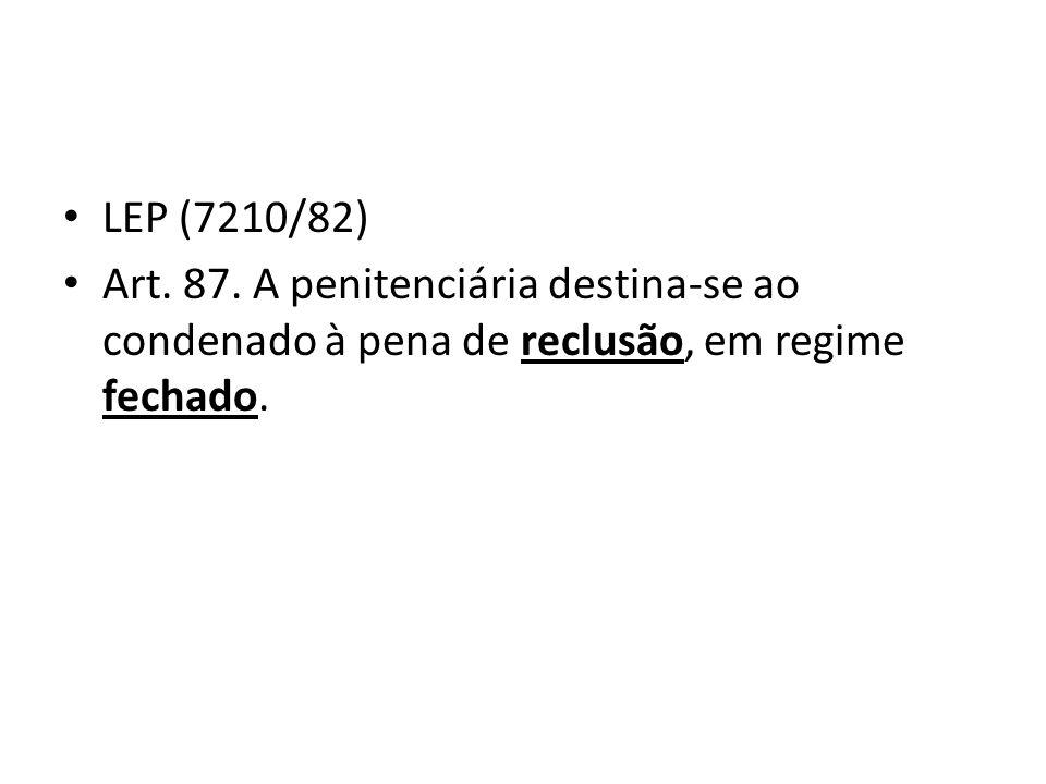 LEP (7210/82)Art.87.