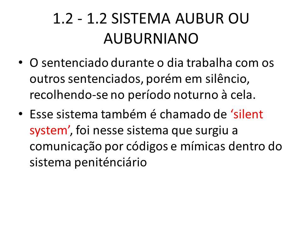 1.2 - 1.2 SISTEMA AUBUR OU AUBURNIANO