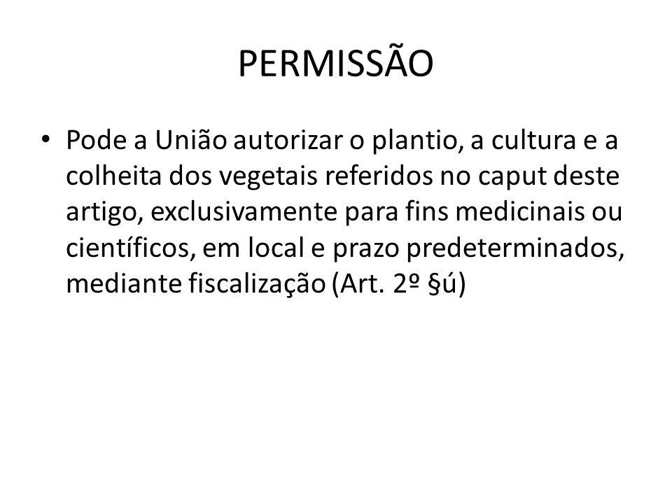 PERMISSÃO