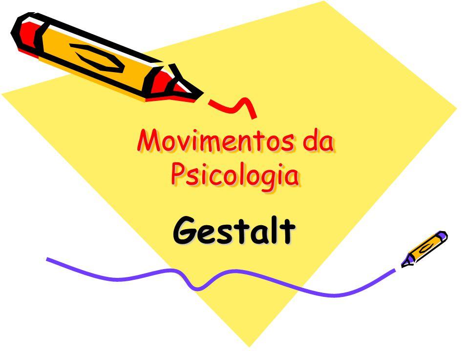 Movimentos da Psicologia