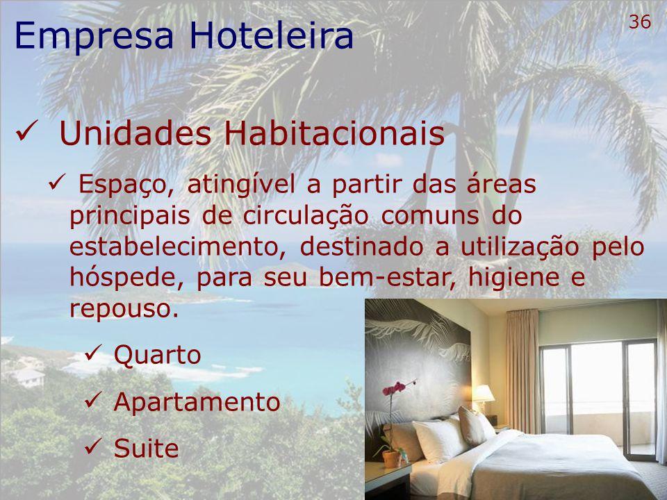 Empresa Hoteleira Unidades Habitacionais