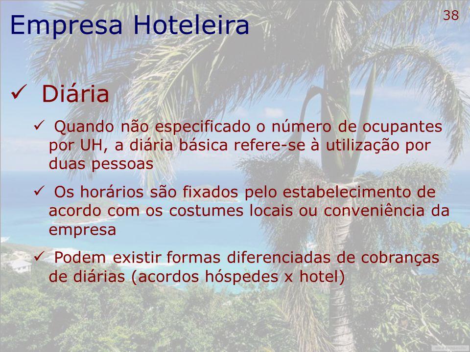 Empresa Hoteleira Diária