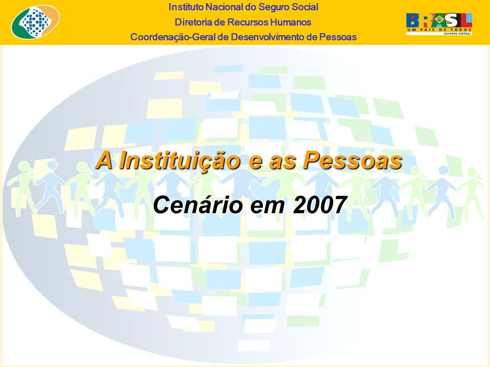 A Instituição e as Pessoas