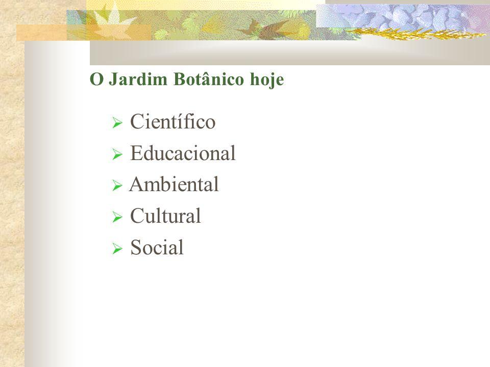 Científico Educacional Ambiental Cultural Social