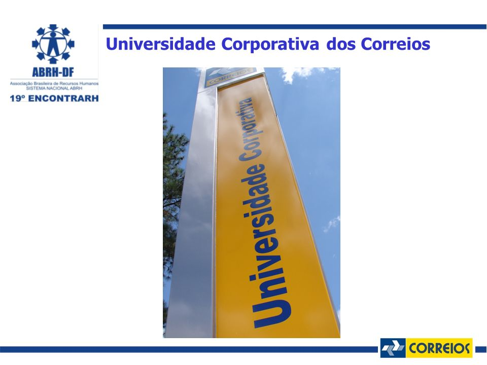 Universidade Corporativa dos Correios