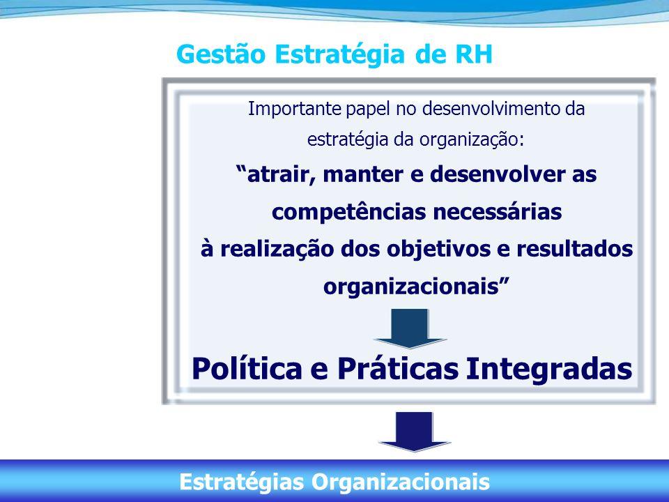 Política e Práticas Integradas