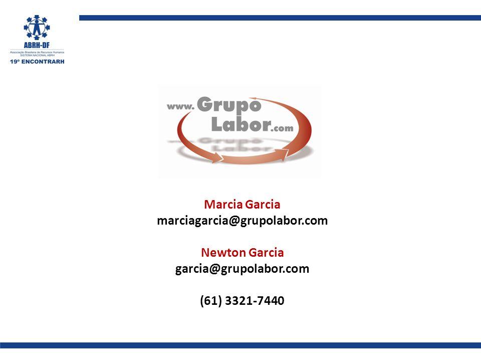 Marcia Garcia marciagarcia@grupolabor.com Newton Garcia garcia@grupolabor.com (61) 3321-7440