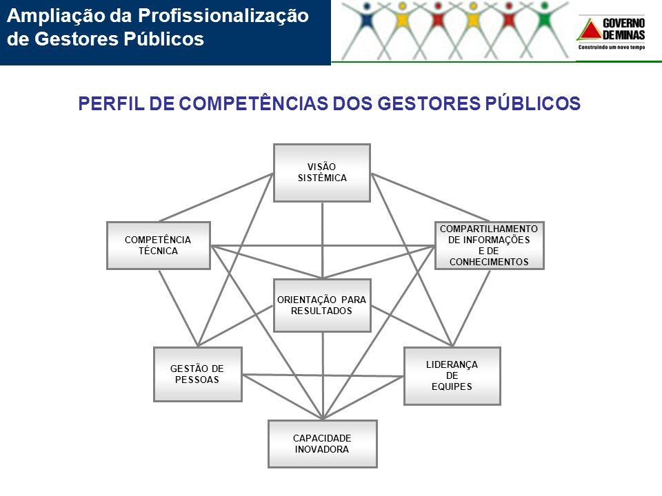 Ampliação da Profissionalização de Gestores Públicos