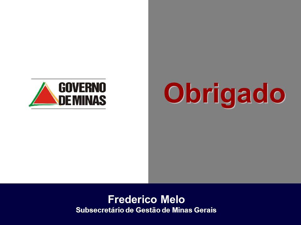 Subsecretário de Gestão de Minas Gerais