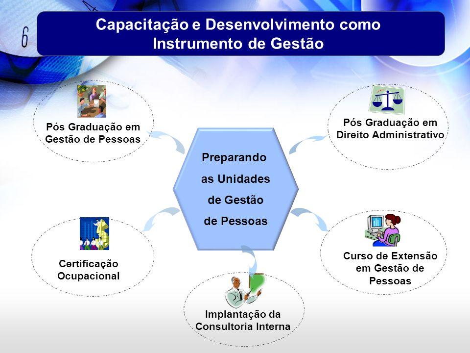 Capacitação e Desenvolvimento como Instrumento de Gestão