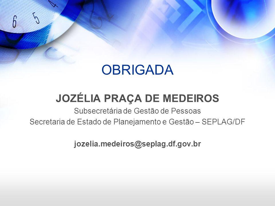 JOZÉLIA PRAÇA DE MEDEIROS