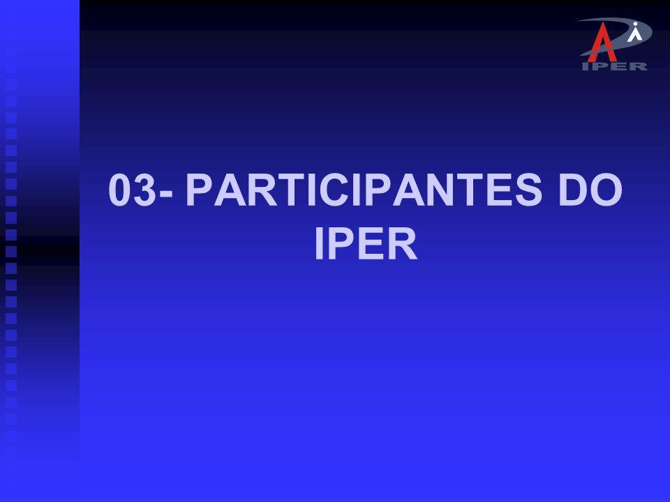 03- PARTICIPANTES DO IPER