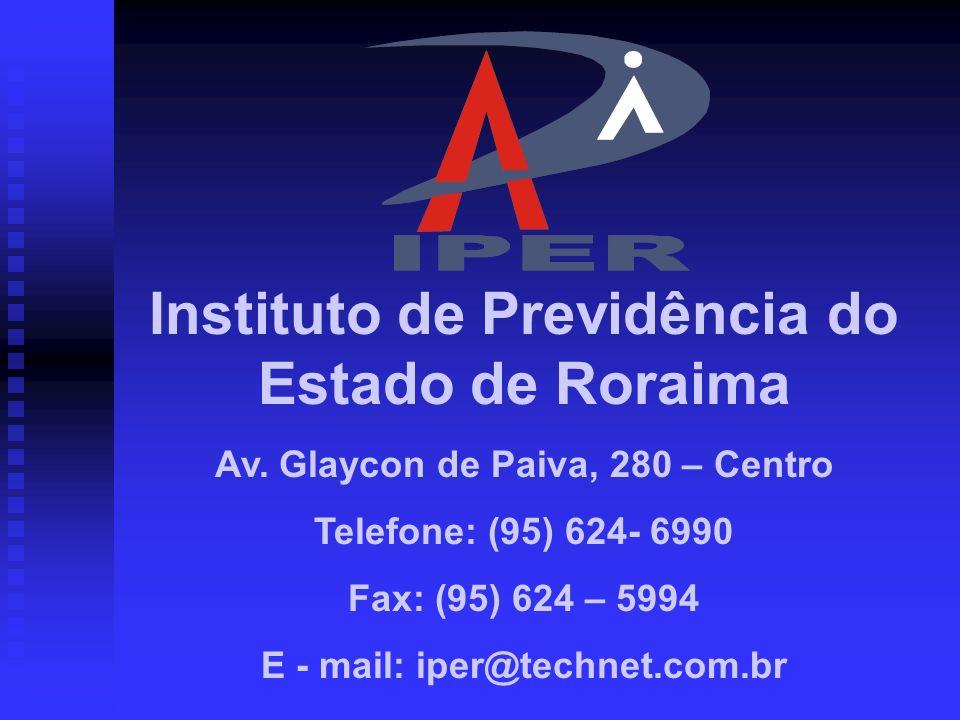 Instituto de Previdência do Estado de Roraima