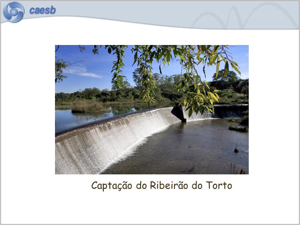 Captação do Ribeirão do Torto