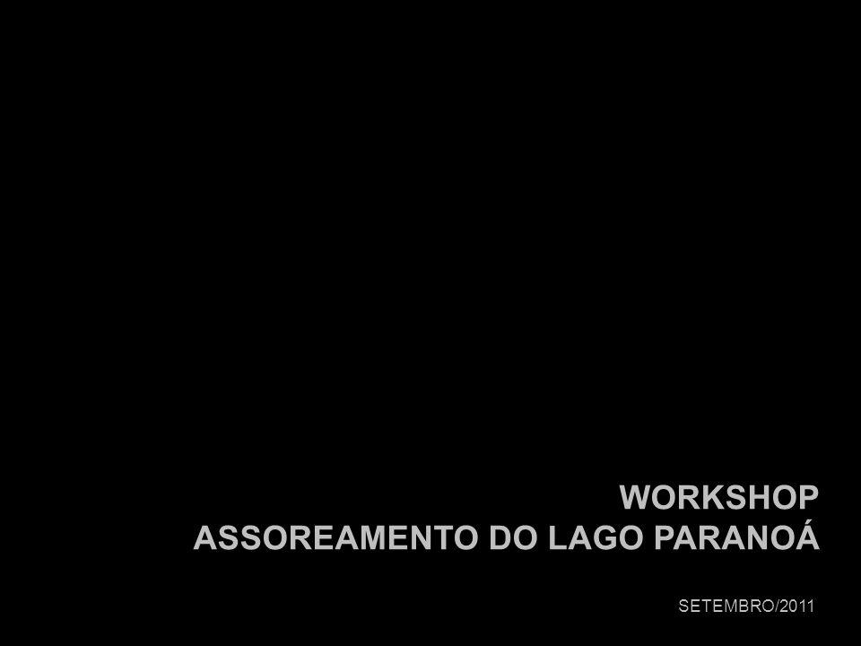 ASSOREAMENTO DO LAGO PARANOÁ