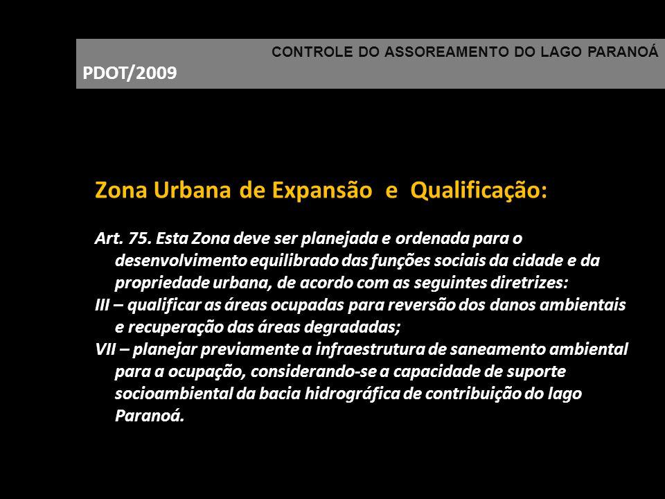 Zona Urbana de Expansão e Qualificação: