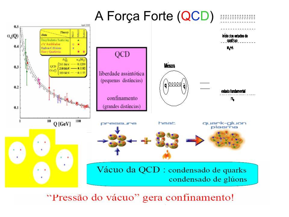 A Força Forte (QCD)