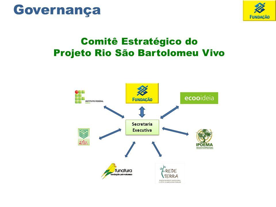 Comitê Estratégico do Projeto Rio São Bartolomeu Vivo