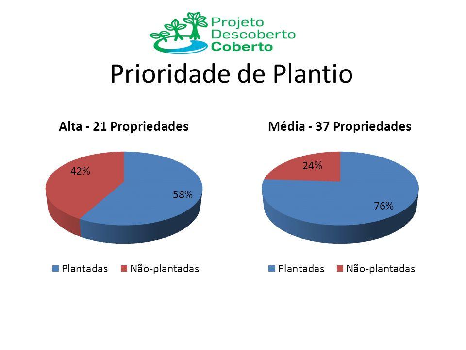 Prioridade de Plantio