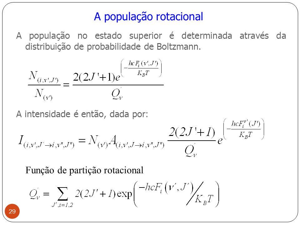 A população rotacional