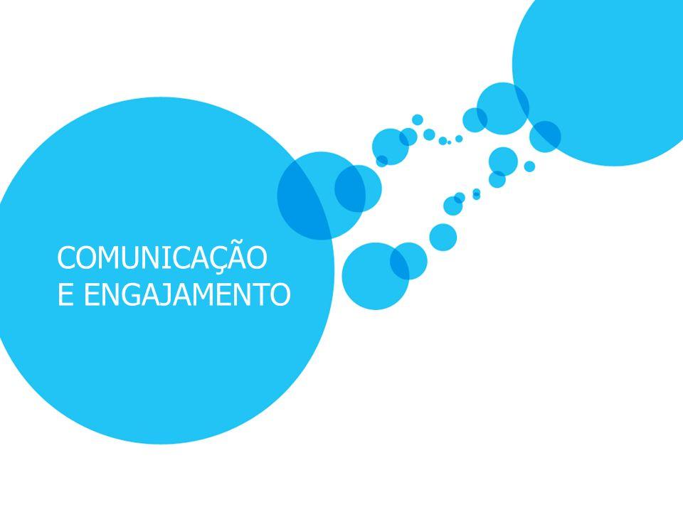 COMUNICAÇÃO E ENGAJAMENTO