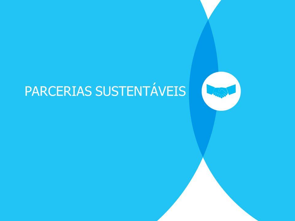 PARCERIAS SUSTENTÁVEIS