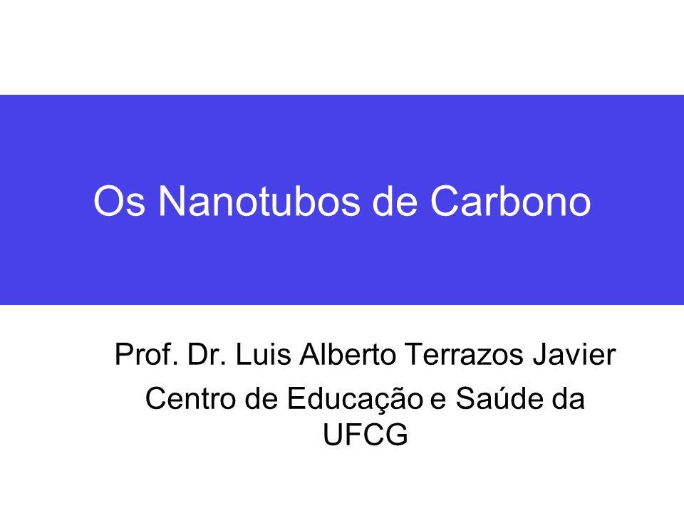 Os Nanotubos de Carbono