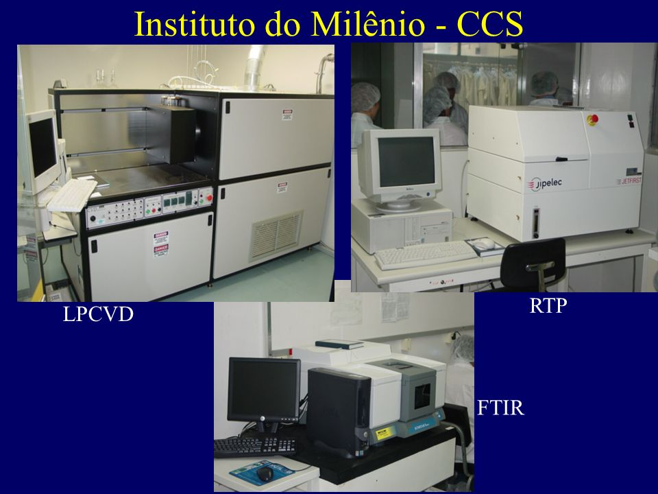 Instituto do Milênio - CCS