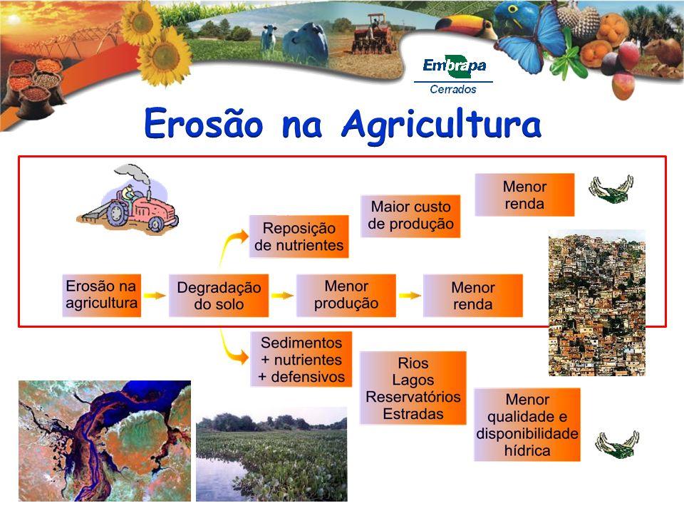 Erosão na Agricultura
