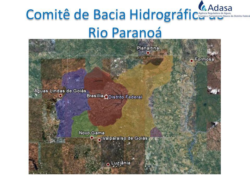 Comitê de Bacia Hidrográfica do Rio Paranoá