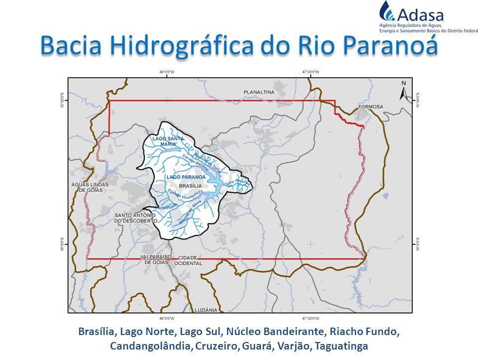 Bacia Hidrográfica do Rio Paranoá