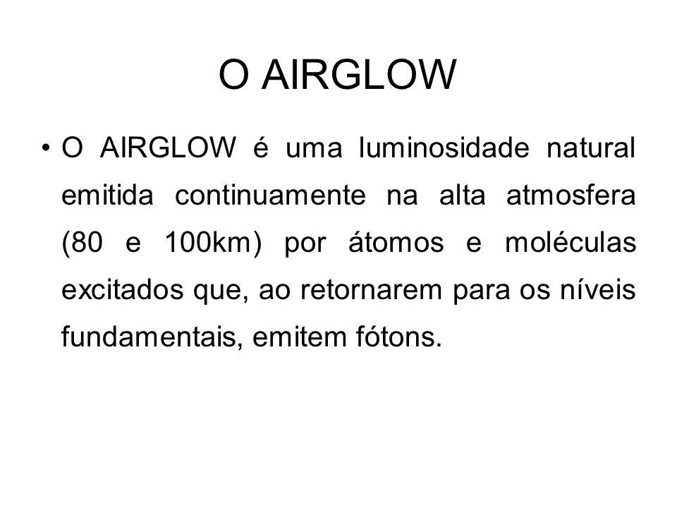 O AIRGLOW