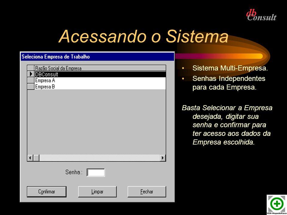 Acessando o Sistema Sistema Multi-Empresa.
