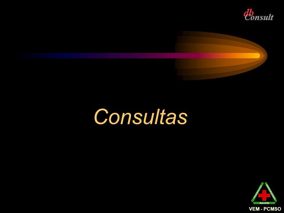 VEM - PCMSO Consultas