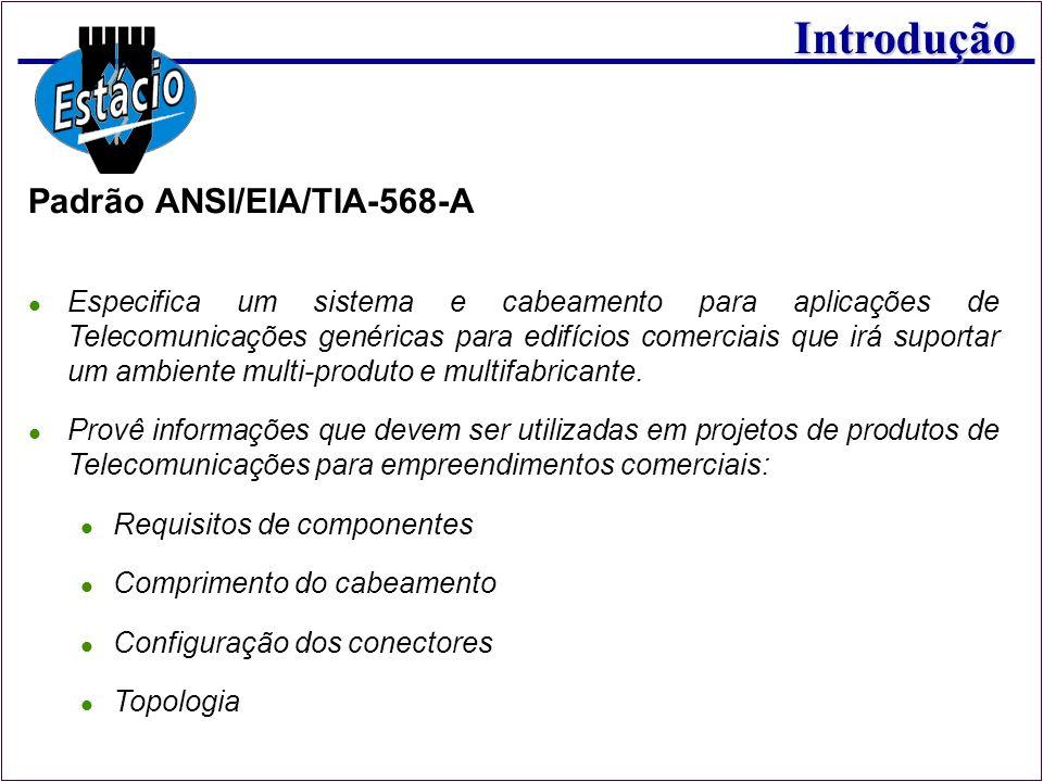 Padrão ANSI/EIA/TIA-568-A