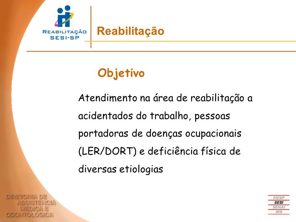 Reabilitação Objetivo