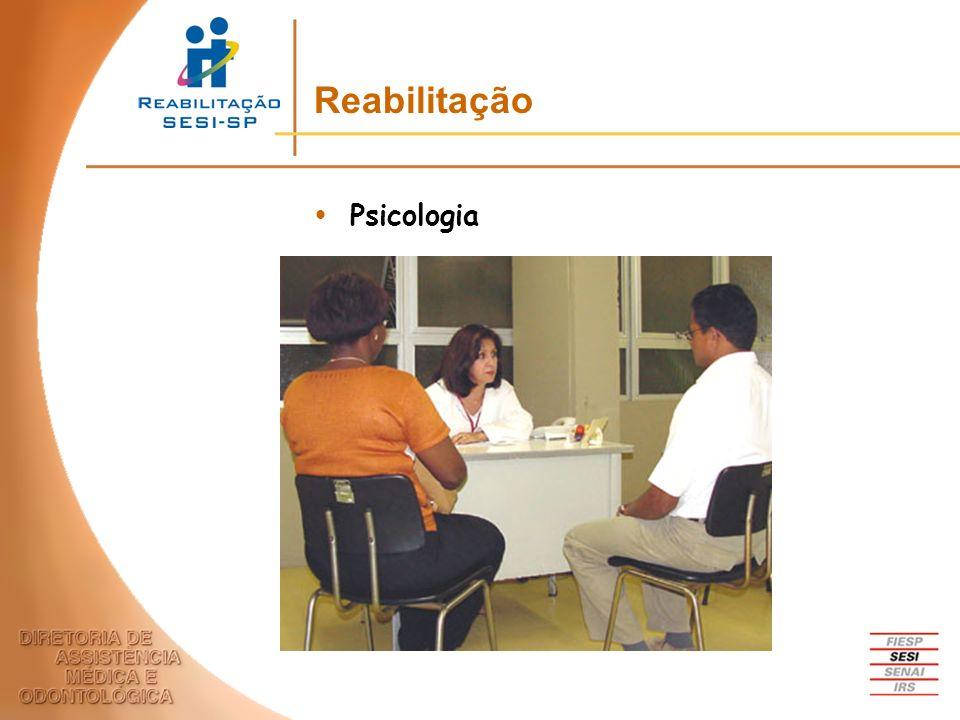 Reabilitação Psicologia