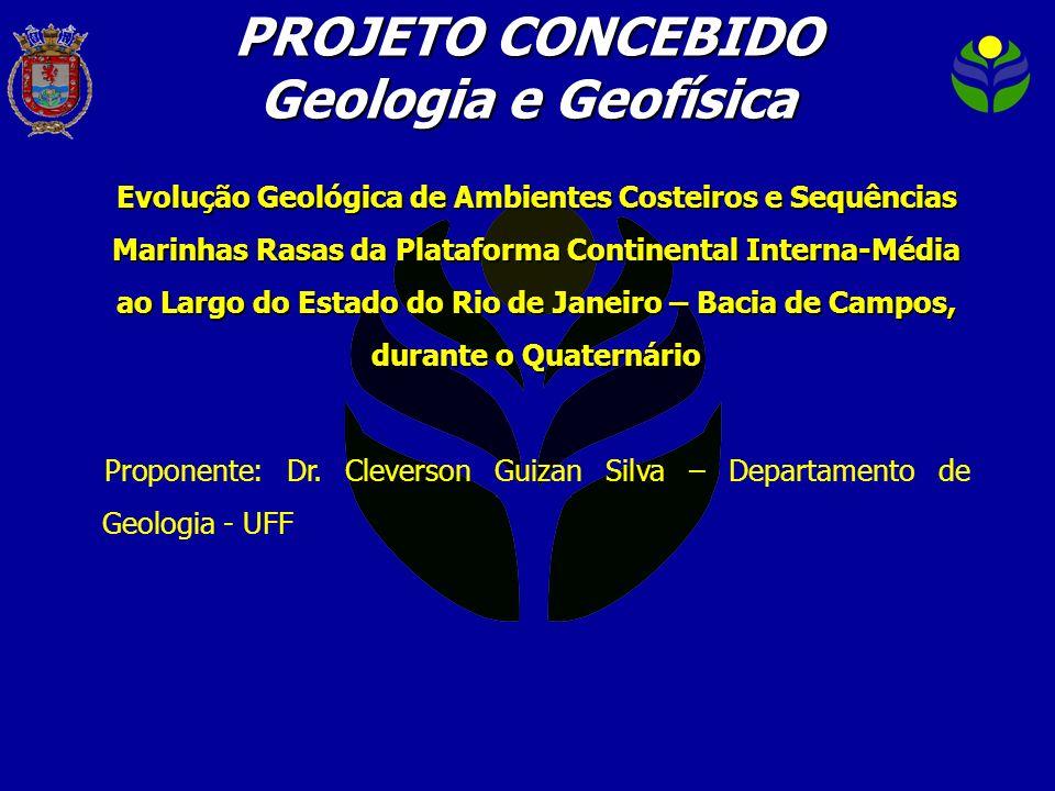PROJETO CONCEBIDO Geologia e Geofísica