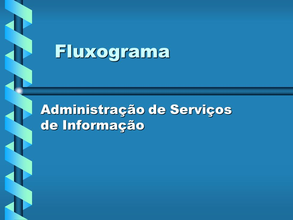 Administração de Serviços de Informação