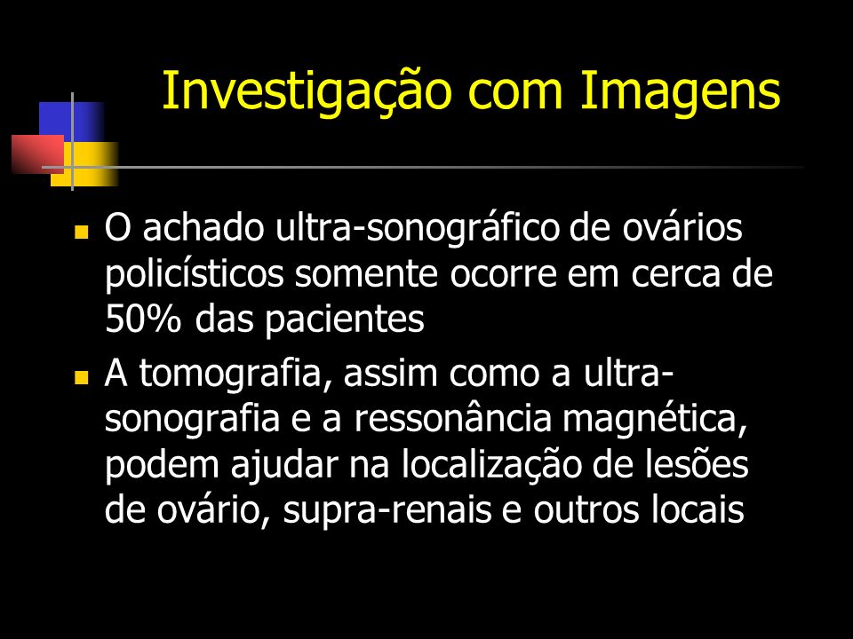 Investigação com Imagens