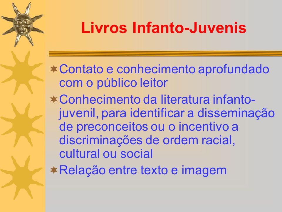 Livros Infanto-Juvenis