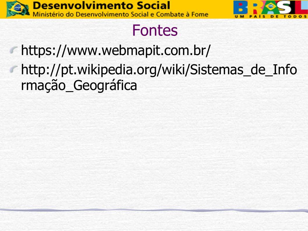 Fontes https://www.webmapit.com.br/
