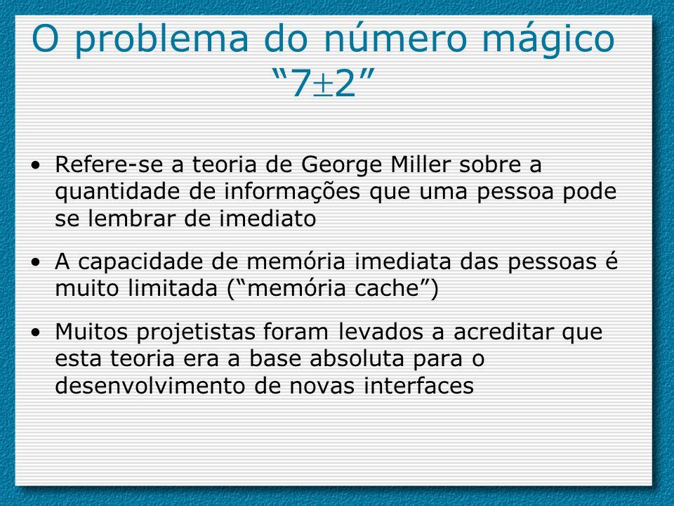 O problema do número mágico 72