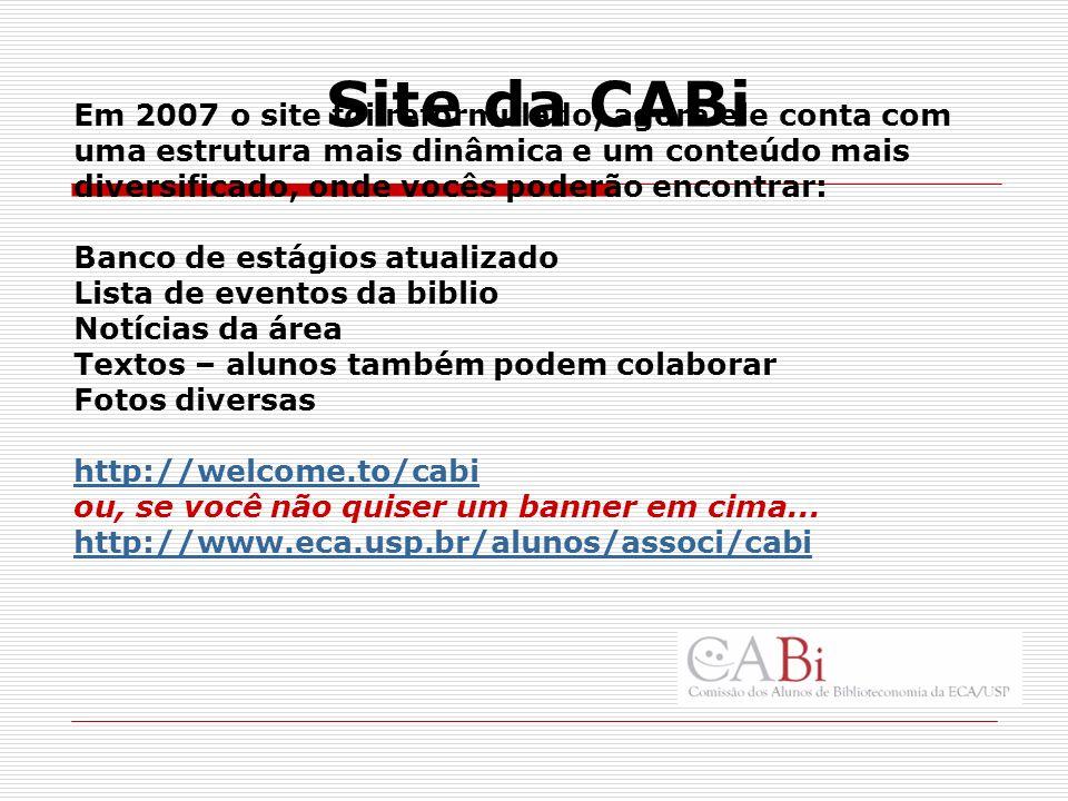 Site da CABi