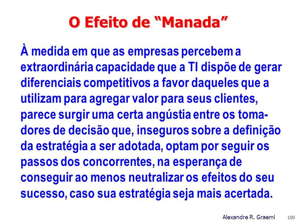 O Efeito de Manada