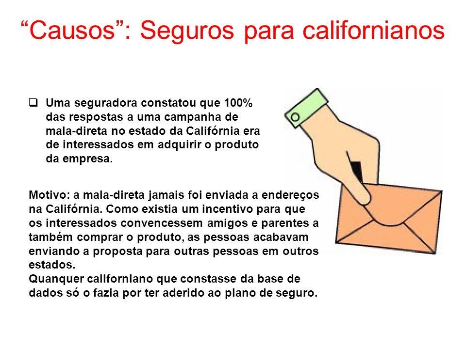 Causos : Seguros para californianos