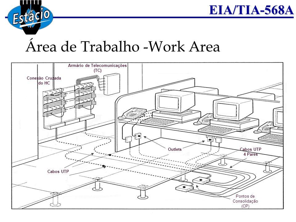 Área de Trabalho -Work Area