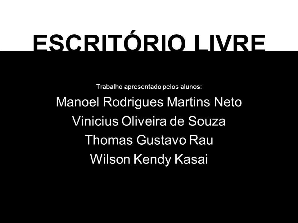ESCRITÓRIO LIVRE Manoel Rodrigues Martins Neto